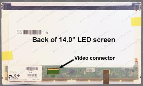 Dell Latitude E5420 Laptop Screen Replacement 43 49