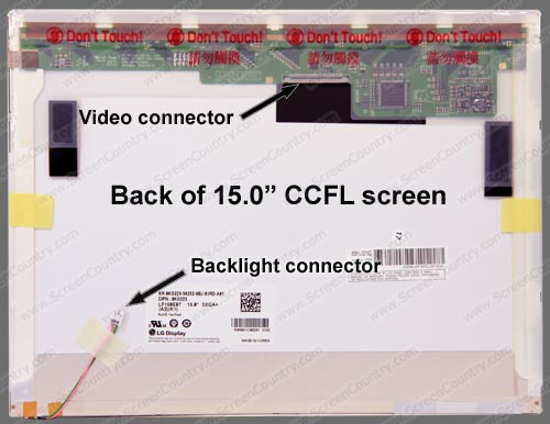 how to know which screen to replace on a tablet