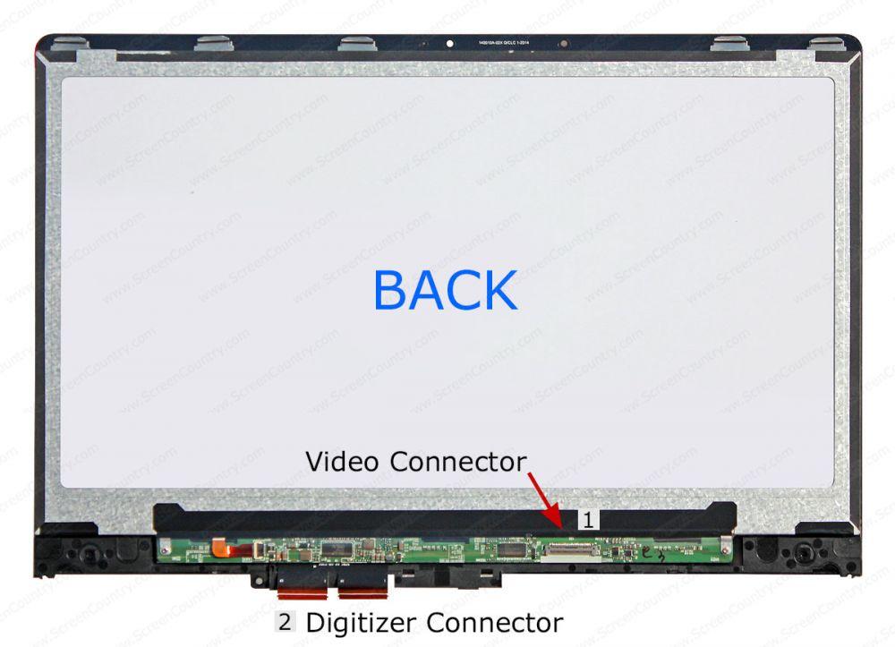 Lenovo YOGA 710-14IKB Laptop Screen Replacement - $111 99