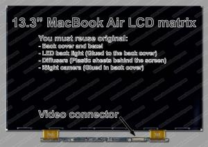 MD231LL/A Apple                    replacement laptop LCD display notebook screen, lcd screens, laptop lcd screen, lcd laptop, cheap in Vancouver, Canada