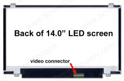 ID49C11U Gateway                    replacement laptop LCD display notebook screen, lcd screens, laptop lcd screen, lcd laptop, cheap in Vancouver, Canada