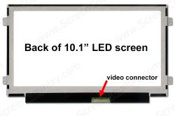eM355-13667 eMachines                    replacement laptop LCD display notebook screen, lcd screens, laptop lcd screen, lcd laptop, cheap in Vancouver, Canada