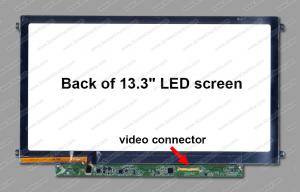 T30II1 SU4100 CERTIFIED DATA  replacement laptop LCD display notebook screen, lcd screens, laptop lcd screen, lcd laptop, cheap in Vancouver, Canada