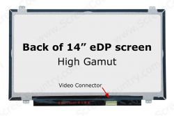 P34G V2 Gigabyte                    replacement laptop LCD display notebook screen, lcd screens, laptop lcd screen, lcd laptop, cheap in Vancouver, Canada