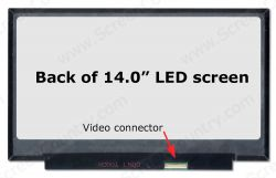 TYD2F Dell                    replacement laptop LCD display notebook screen, lcd screens, laptop lcd screen, lcd laptop, cheap in Vancouver, Canada