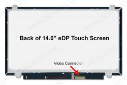 FRJY5 Dell                    replacement laptop LCD display notebook screen, lcd screens, laptop lcd screen, lcd laptop, cheap in Vancouver, Canada