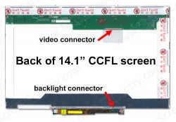 X160G Dell                    replacement laptop LCD display notebook screen, lcd screens, laptop lcd screen, lcd laptop, cheap in Vancouver, Canada