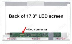 W270EFQ Mecer                    replacement laptop LCD display notebook screen, lcd screens, laptop lcd screen, lcd laptop, cheap in Vancouver, Canada