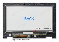 C1MNX Dell                    replacement laptop LCD display notebook screen, lcd screens, laptop lcd screen, lcd laptop, cheap in Vancouver, Canada