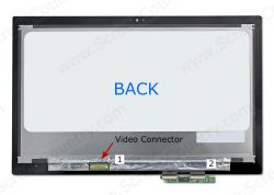 W6TN0 Dell                    replacement laptop LCD display notebook screen, lcd screens, laptop lcd screen, lcd laptop, cheap in Vancouver, Canada