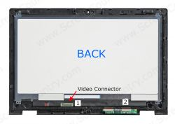 GFYJX Dell                    replacement laptop LCD display notebook screen, lcd screens, laptop lcd screen, lcd laptop, cheap in Vancouver, Canada