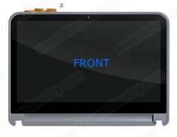 D7V78 Dell   replacement laptop LCD display notebook screen, lcd screens, laptop lcd screen, lcd laptop, cheap in Vancouver, Canada