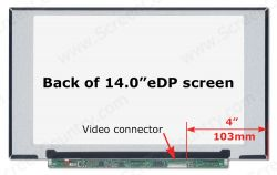PN 5D10M42891 Lenovo                    replacement laptop LCD display notebook screen, lcd screens, laptop lcd screen, lcd laptop, cheap in Vancouver, Canada