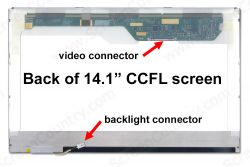 6411 Advent   replacement laptop LCD display notebook screen, lcd screens, laptop lcd screen, lcd laptop, cheap in Vancouver, Canada