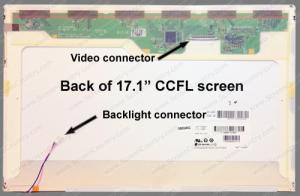 M77CU Mecer  replacement laptop LCD display notebook screen, lcd screens, laptop lcd screen, lcd laptop, cheap in Vancouver, Canada