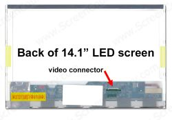D620 eMachines                    replacement laptop LCD display notebook screen, lcd screens, laptop lcd screen, lcd laptop, cheap in Vancouver, Canada