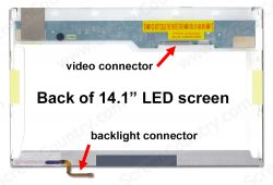 R405 LG   replacement laptop LCD display notebook screen, lcd screens, laptop lcd screen, lcd laptop, cheap in Vancouver, Canada
