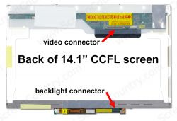 JW804 Dell                    replacement laptop LCD display notebook screen, lcd screens, laptop lcd screen, lcd laptop, cheap in Vancouver, Canada