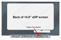 KT43F Dell                    replacement laptop LCD display notebook screen, lcd screens, laptop lcd screen, lcd laptop, cheap in Vancouver, Canada