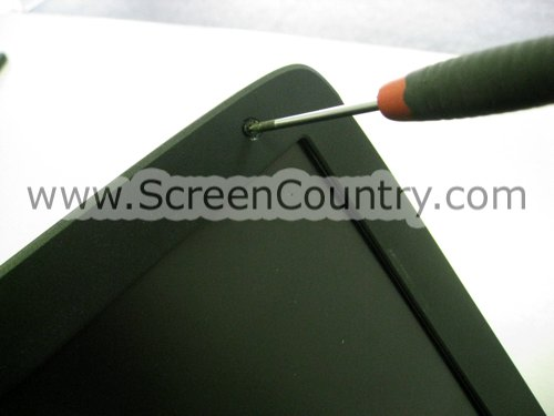 Screen installation. General Instructions.