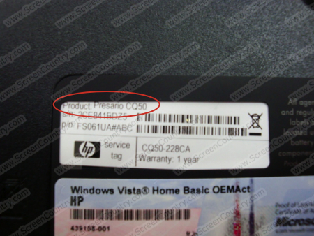 Taurus Serial Number Lookup >> FAQ and Articles - How to find your laptop model number.